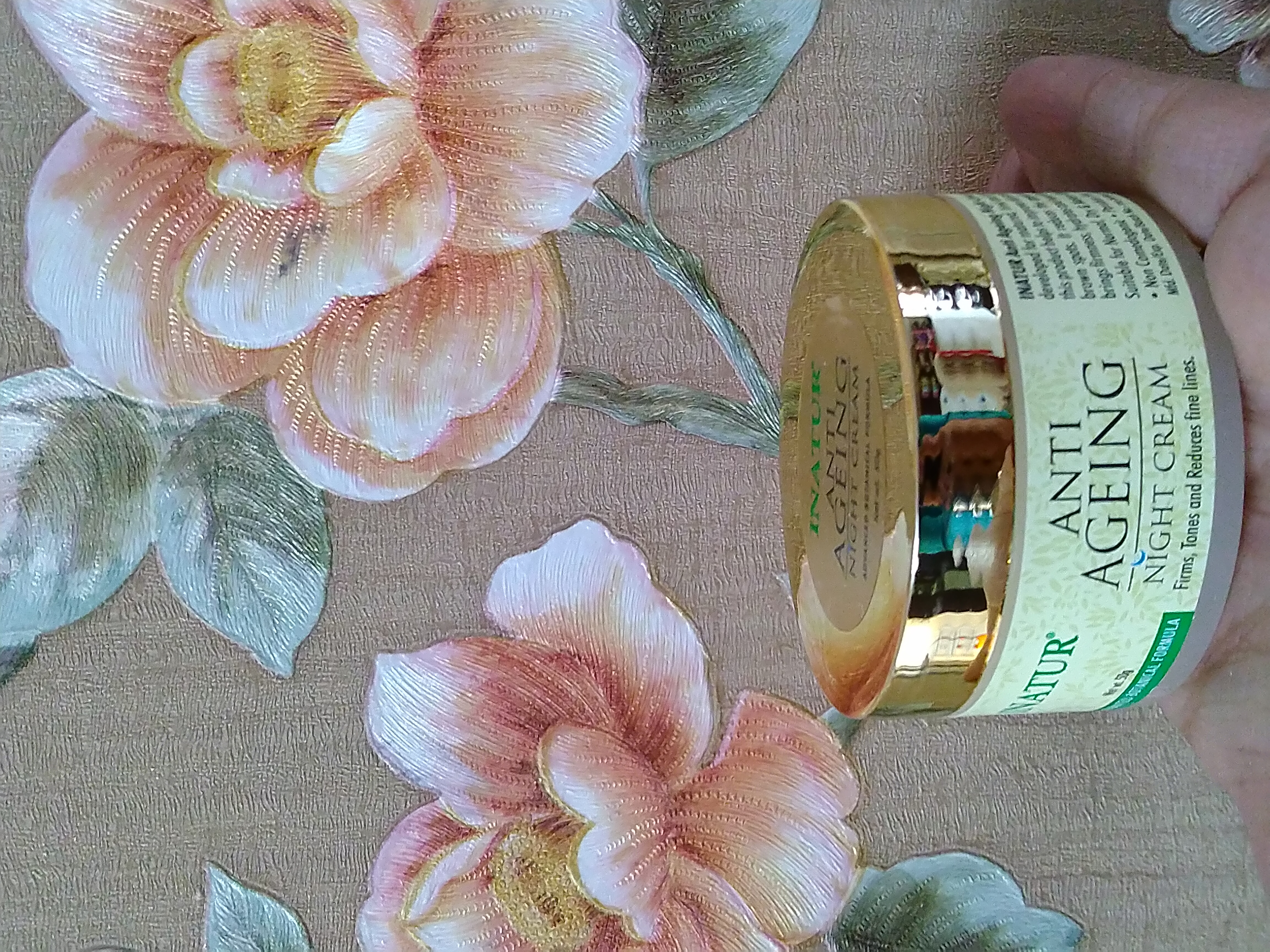 Inatur Anti-Ageing Night Cream -Looks promising-By shubhra