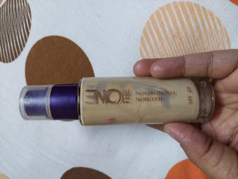 Oriflame The ONE IlluSkin Foundation -Good for glowing skin-By nidzzz