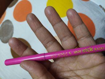 Lotus Makeup Colorkick Kajal -Long lasting and affordable Kajal-By nidzzz