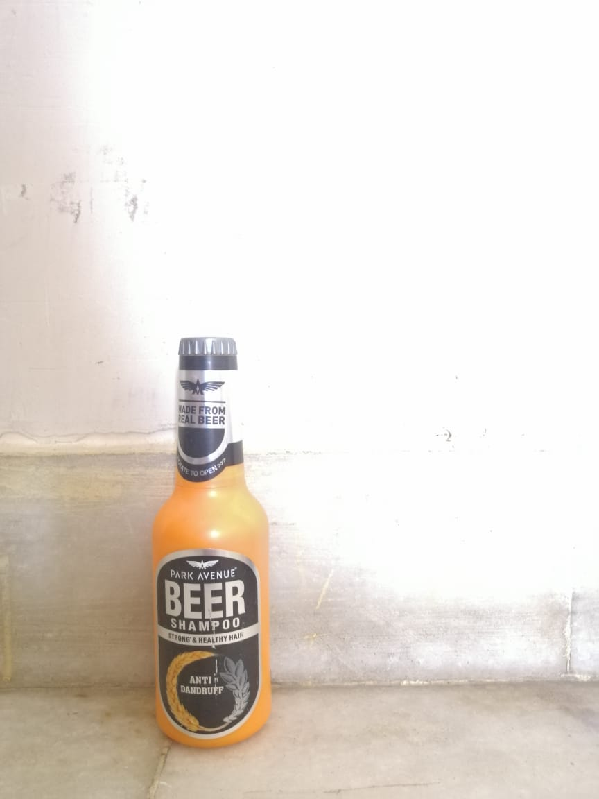 Park Avenue Beer Shampoo -Good shampoo for daily use-By nidzzz