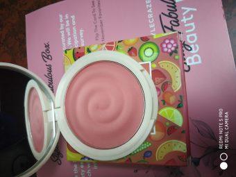MyGlamm K.PLAY FLAVOURED BLUSH – FROZEN RASPBERRY pic 1-Best Blush To keep Blushing-By farha_mirza