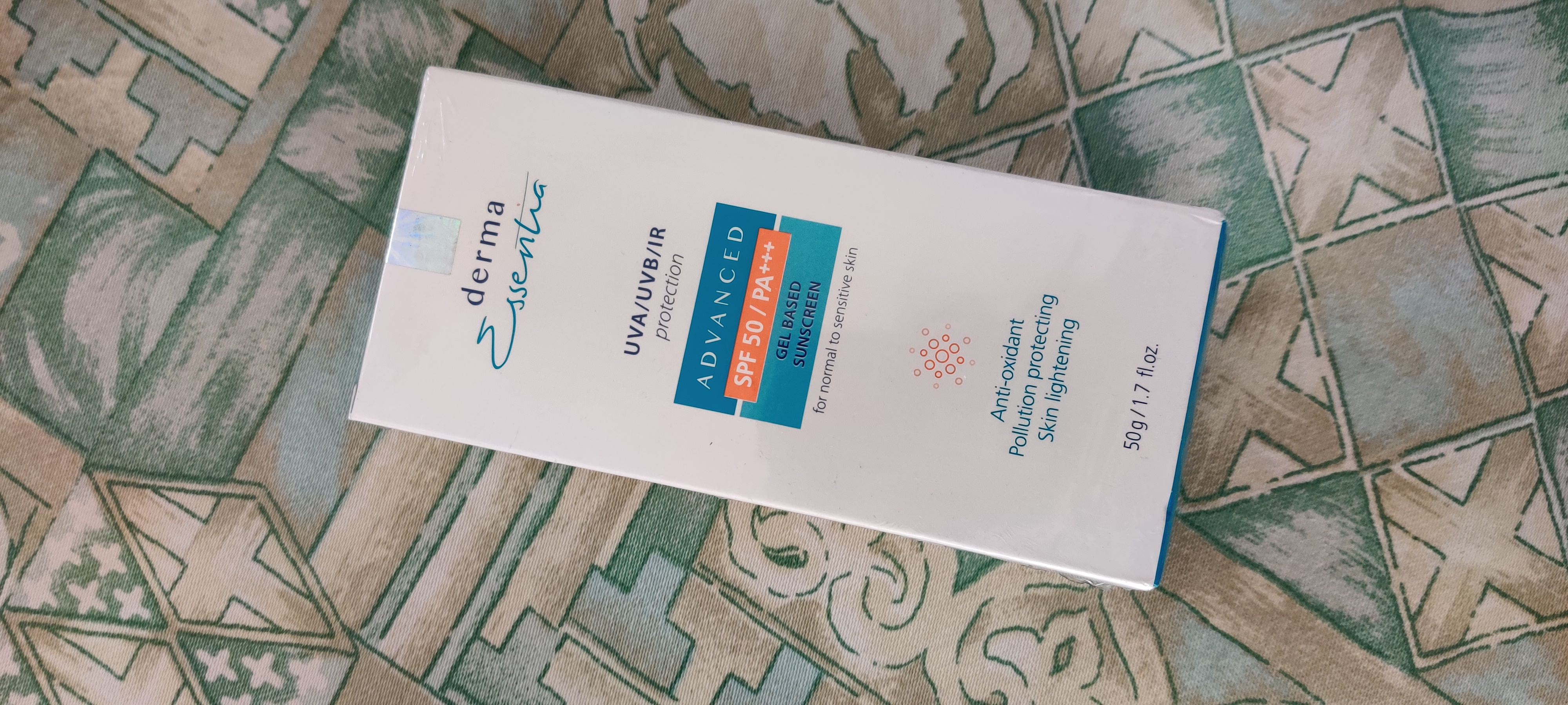 Derma Essentia Sunscreen Gel-Full Protection for your skin-By ritu_kalra