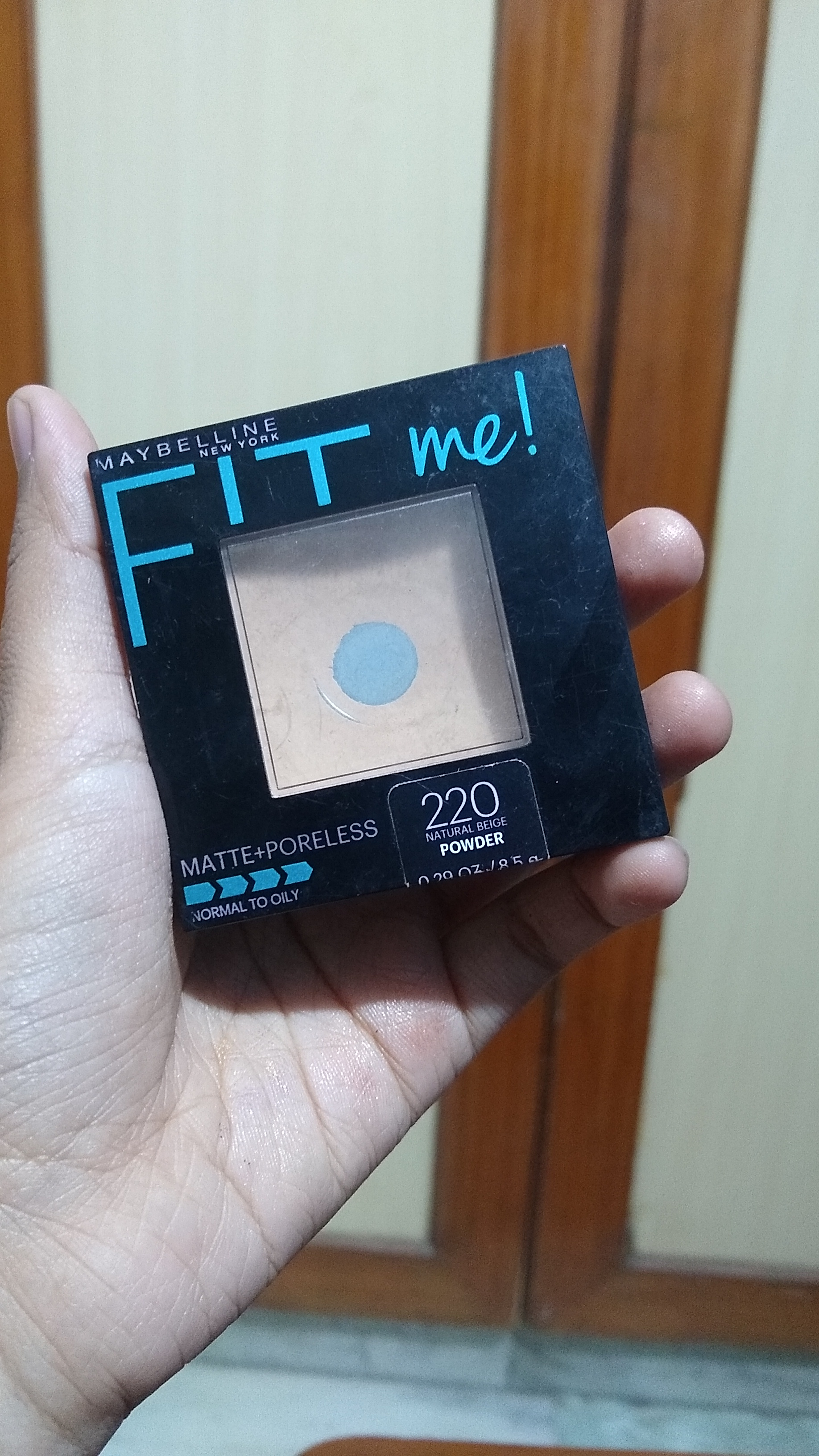 Maybelline Fit Me Matte And Poreless Powder-I cannot live without this-By lilgirl27