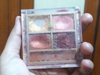 Lakme 9 To 5 Eye Quartet Eyeshadow -Super pigmented-By lilgirl27