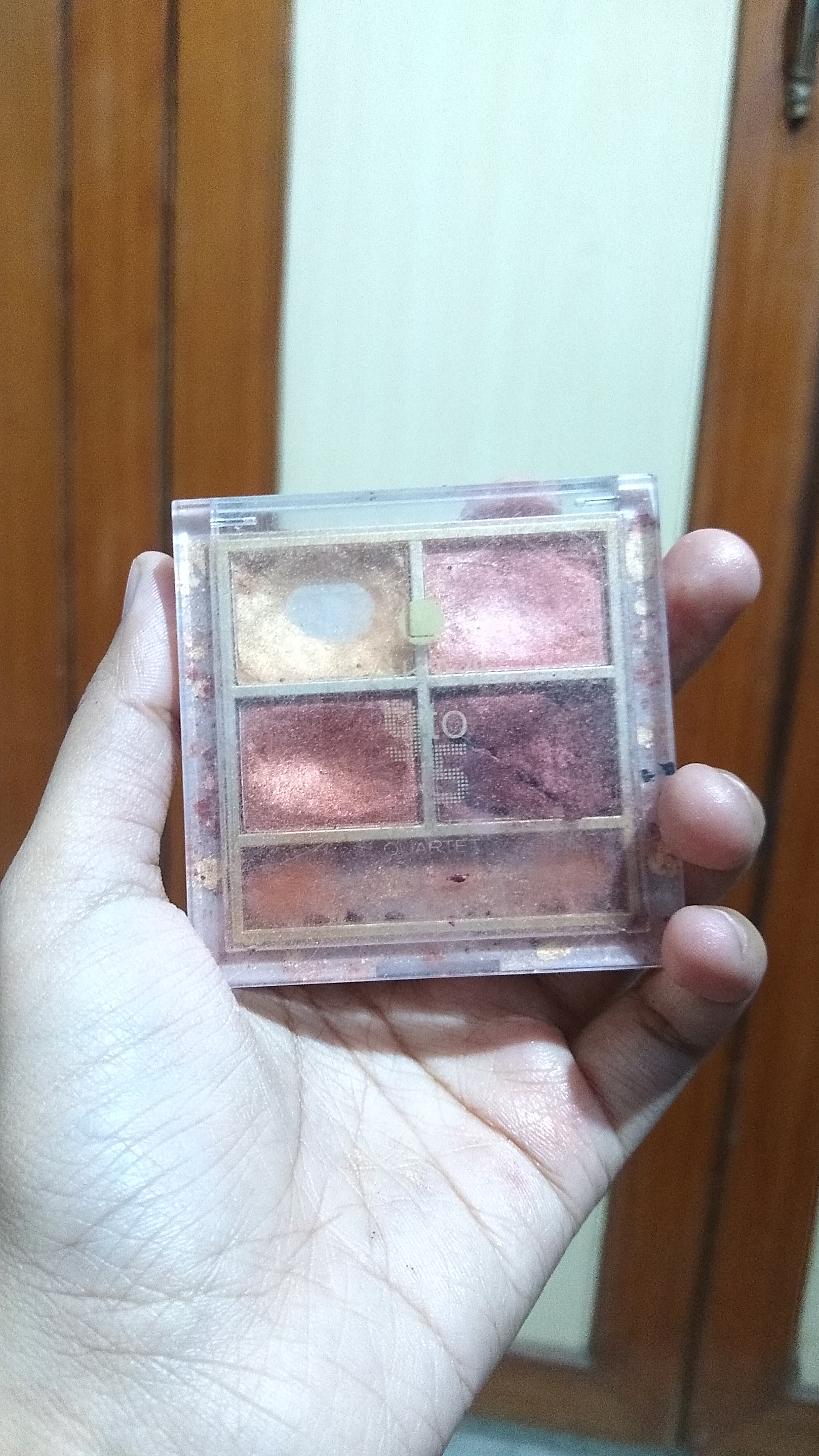 Lakme 9 To 5 Eye Quartet Eyeshadow -Super pigmented-By lilgirl27