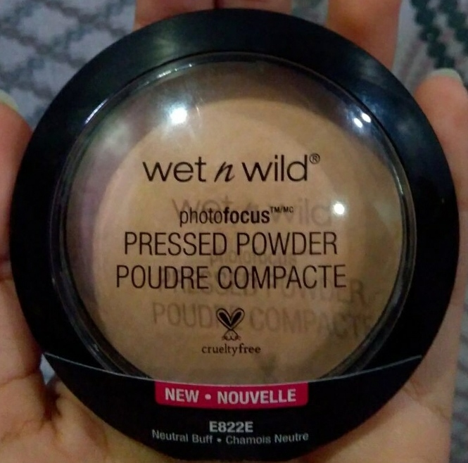 Wet N Wild Photo Focus Pressed Powder-Great formula .!-By nilofer
