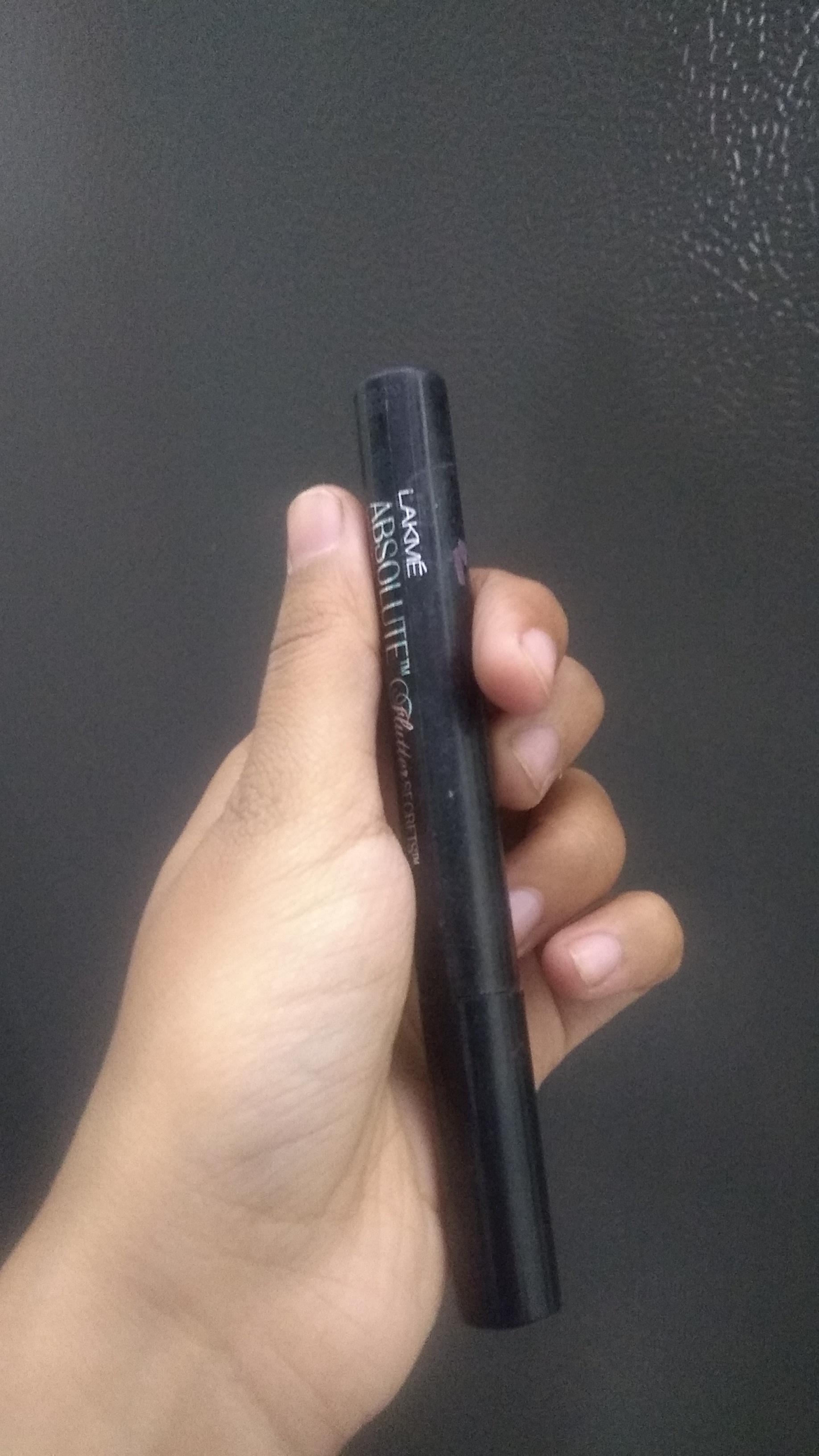 Lakme Absolute Shine Liquid Eyeliner-Gives a shiney finish-By lilgirl27