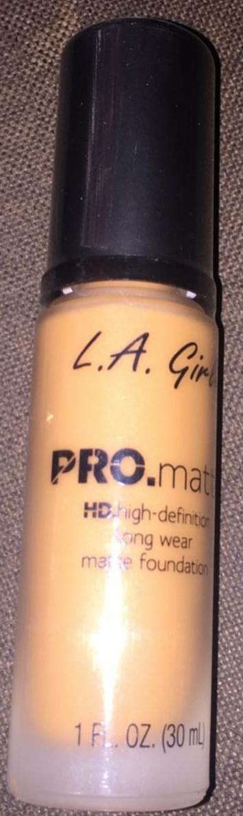 LA Girl Pro Matte Foundation-Must have..!-By nilofer