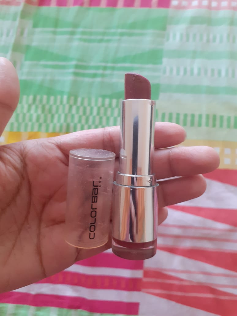 Colorbar Velvet Matte Lipstick-Shade Sultry Pink-By pixie