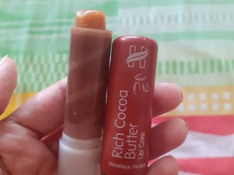 Himalaya Herbals Strawberry Shine Lip Care -Immensely moisturizing-By pixie