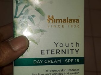 Himalaya Herbals Youth Eternity Day Cream SPF 15 pic 2-Incomparable Product-By manju_