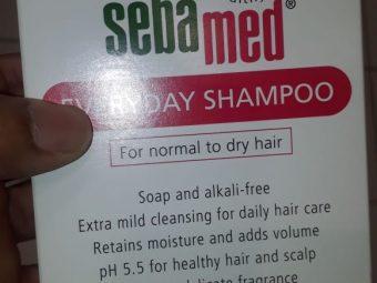 Sebamed Everyday Shampoo pic 2-Stunning result-By manju_