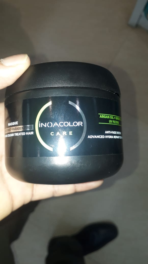 L'Oreal Professionnel Inoa Color Care Masque pic 1-Second to none masque-By manju_