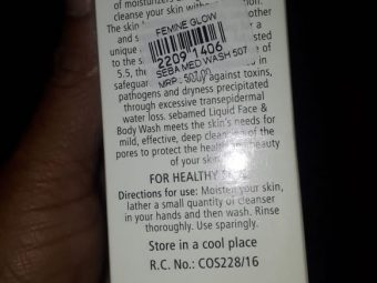 Sebamed Liquid Face And Body Wash pic 1-Hydrating effect-By manju_