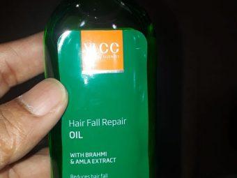 VLCC Hair Fall Repair Oil pic 1-Nice for hair growth-By manju_