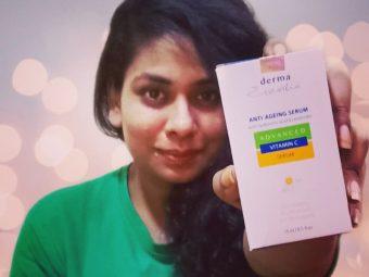 Derma Essentia Advanced Vitamin C Anti-Ageing Serum pic 1-Reduced My darkspots-By radhika_bhatnagar