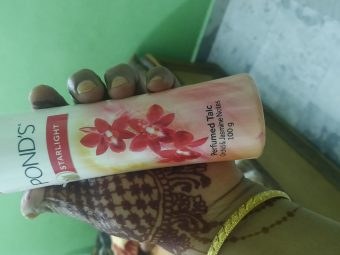 Pond's Starlight Talc -Cool and nice smell powder-By umadevi