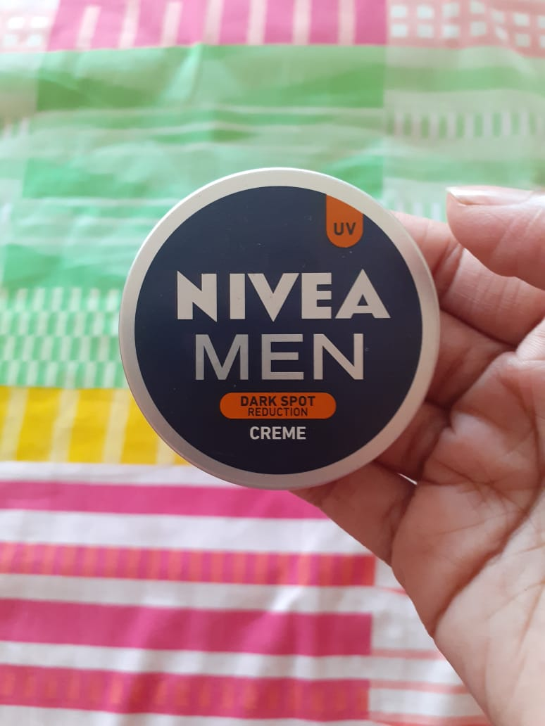Nivea Men Dark Spot Reduction Cream-Works on dark spots-By pixie