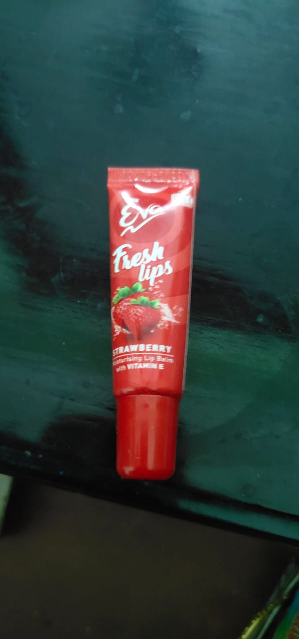 Eva Fresh Lips Coloured Moisturising Lip Balm -Really fresh lip balm-By umadevi