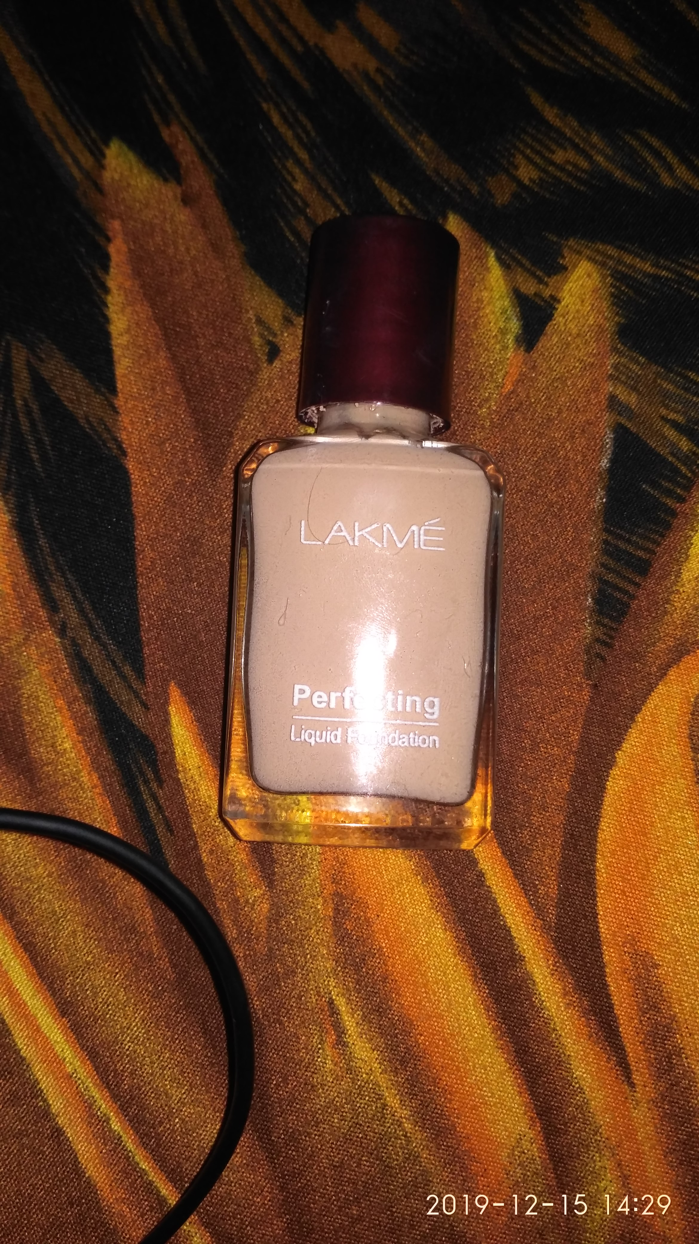 Lakme Perfecting Liquid Foundation -All in one-By ritu26