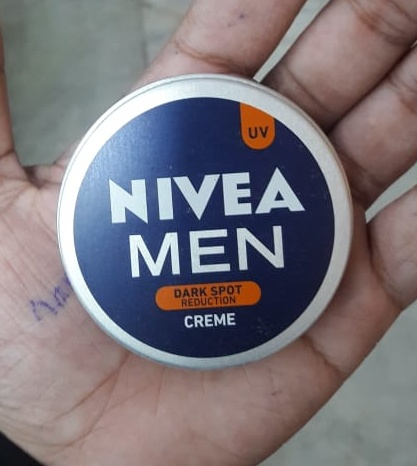 Nivea Men Dark Spot Reduction Cream-Average product-By Nasreen-1