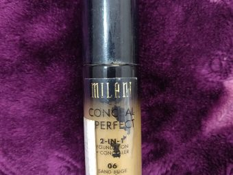 Milani Conceal + Perfect 2-In-1 Foundation + Concealer -Amazing results-By marlyn.mansion