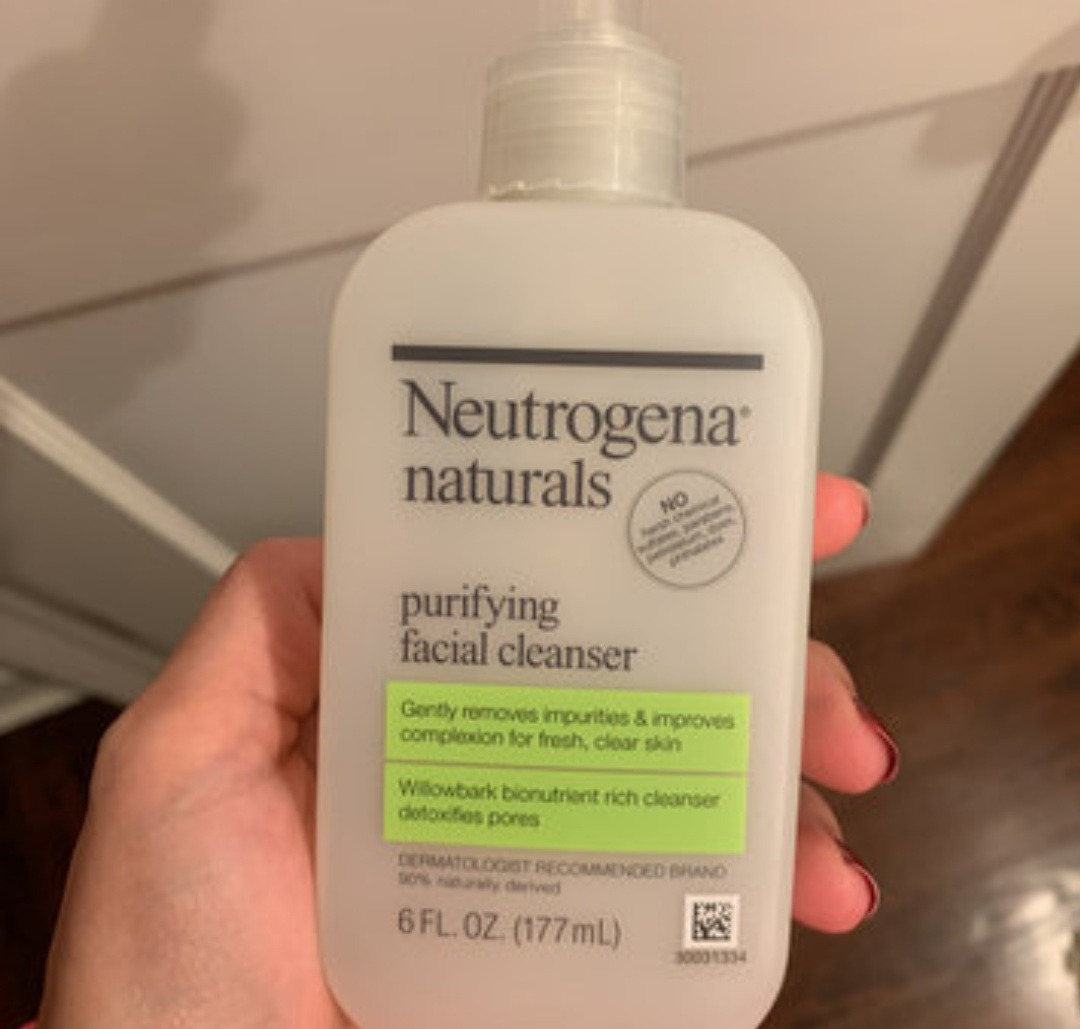 fab-review-Purifying facial cleanser by neytrigena-By umadevi