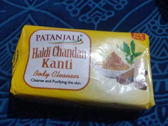 Patanjali Haldi Chandan Kanti Body Cleanser -Amazing quality-By marlyn.mansion