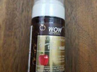 WOW Skin Science Apple Cider Vinegar Foaming Face Wash -Vinegar face wash-By umadevi