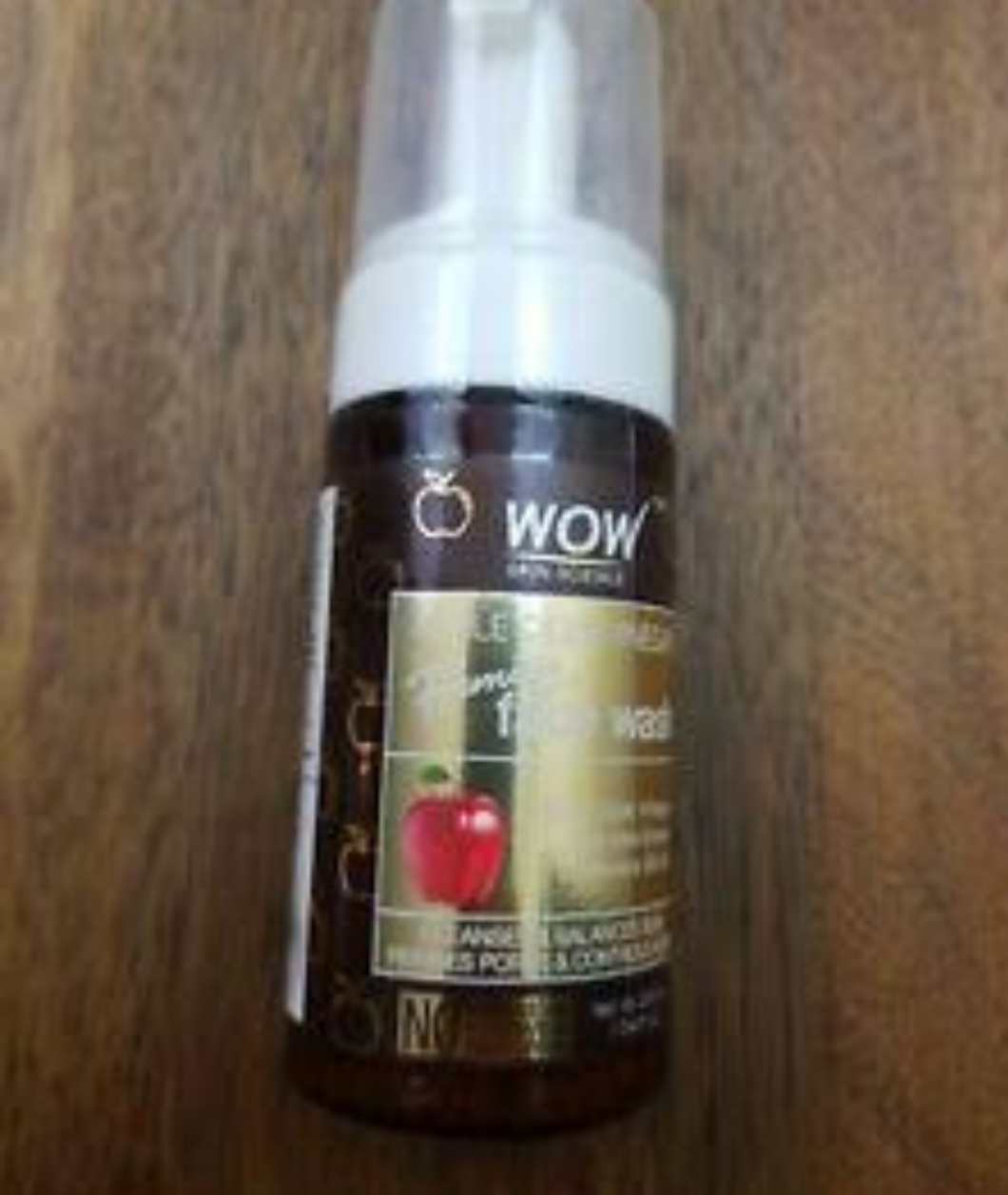 fab-review-Vinegar face wash-By umadevi