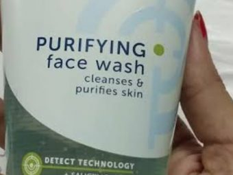 Oriflame Pure Skin Purifying Face Wash -Purifying face wash by oriflame-By umadevi