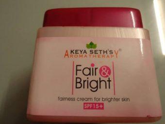 Keya Seth Fair And Bright Night Cream -Best night cream by keya-By umadevi