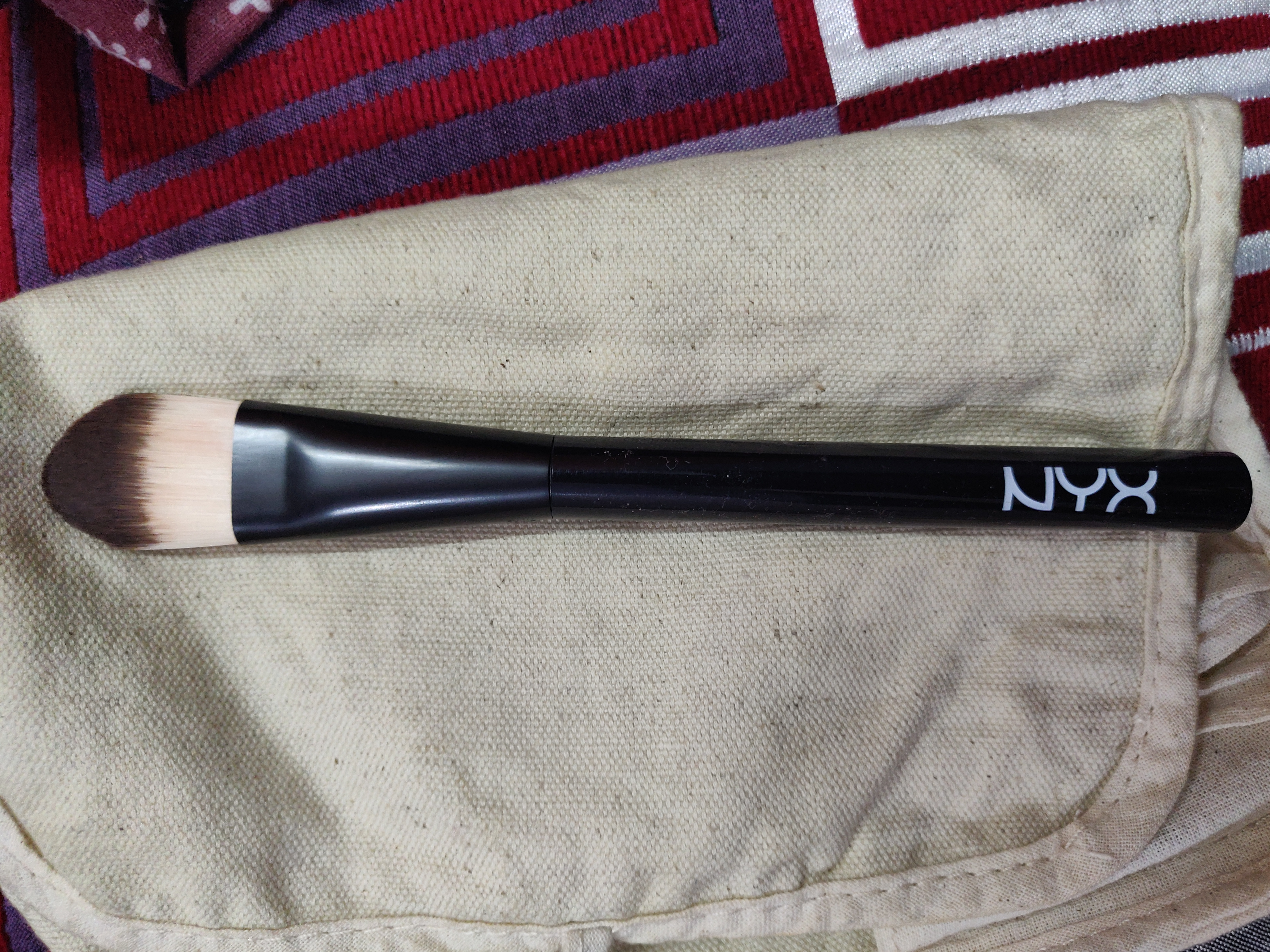 NYX Pro Fan Brush-Best brush-By marlyn.mansion