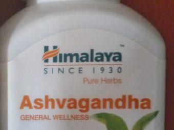Himalaya Wellness Pure Herbs Ashvagandha Tablets pic 2-Works good-By Nasreen