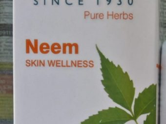 Himalaya Neem Tablets pic 2-Treats acne and purify blood-By Nasreen