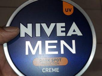 Nivea Men Dark Spot Reduction Cream pic 1-Removes the dark spots-By manju_