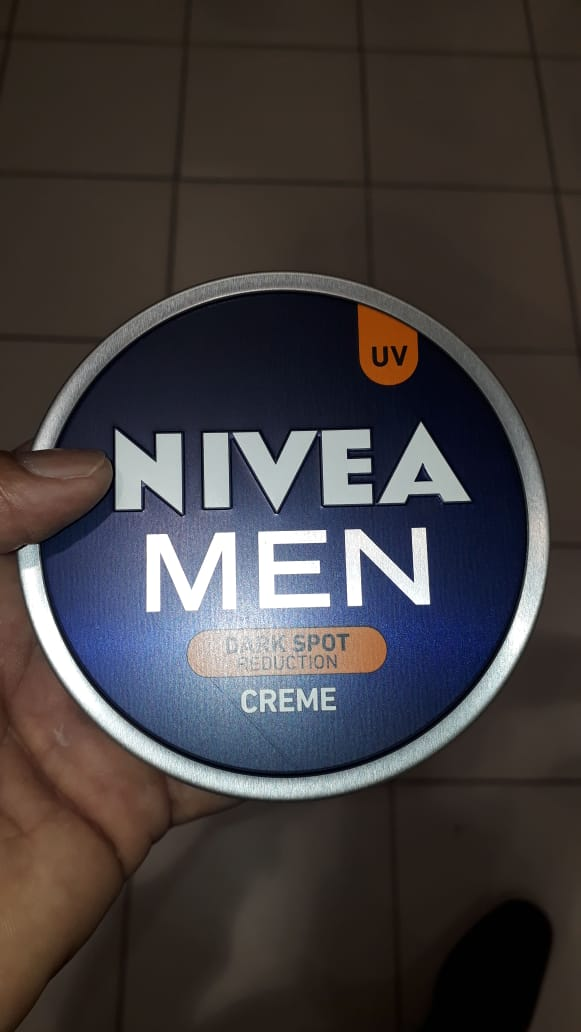 Nivea Men Dark Spot Reduction Cream pic 1-Removes the dark spots-By manju_