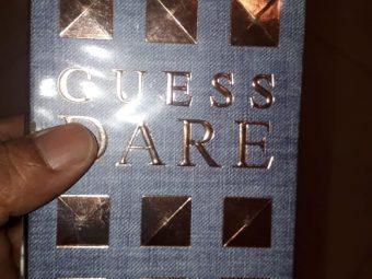 Guess Dare Eau De Toilette pic 1-Dare perfume-By manju_