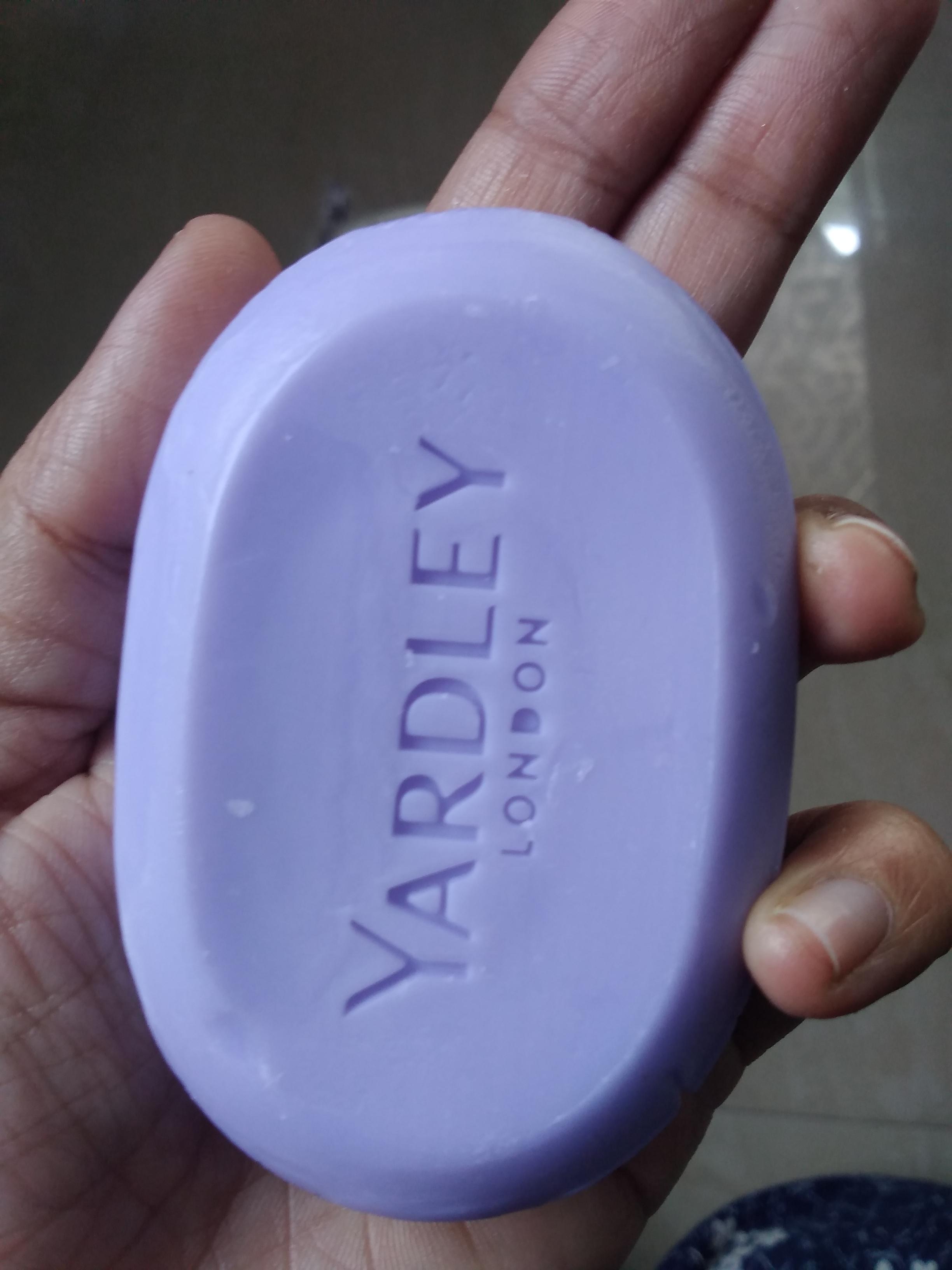 Yardley London English Lavender Luxury Soap-Smells great-By paru0105-3