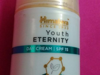 Himalaya Herbals Youth Eternity Day Cream SPF 15 pic 2-Most favourite day cream-By ashwini_bhagat
