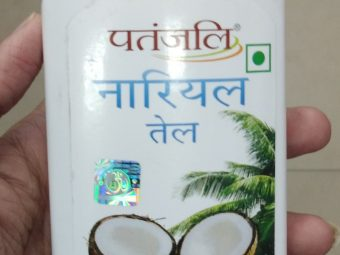 Patanjali Coconut Oil pic 1-Pretty good-By Nasreen