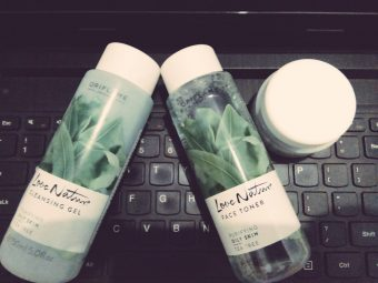 Oriflame Love Nature Tea Tree Cleansing Gel -Face cleanser-By aneesha