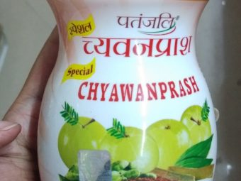 Patanjali Special Chyawanprash pic 2-Essential product in every house-By Nasreen