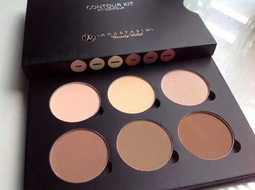 Anastasia Beverly Hills Contour Kit -Contour and highlighter kit-By aneesha