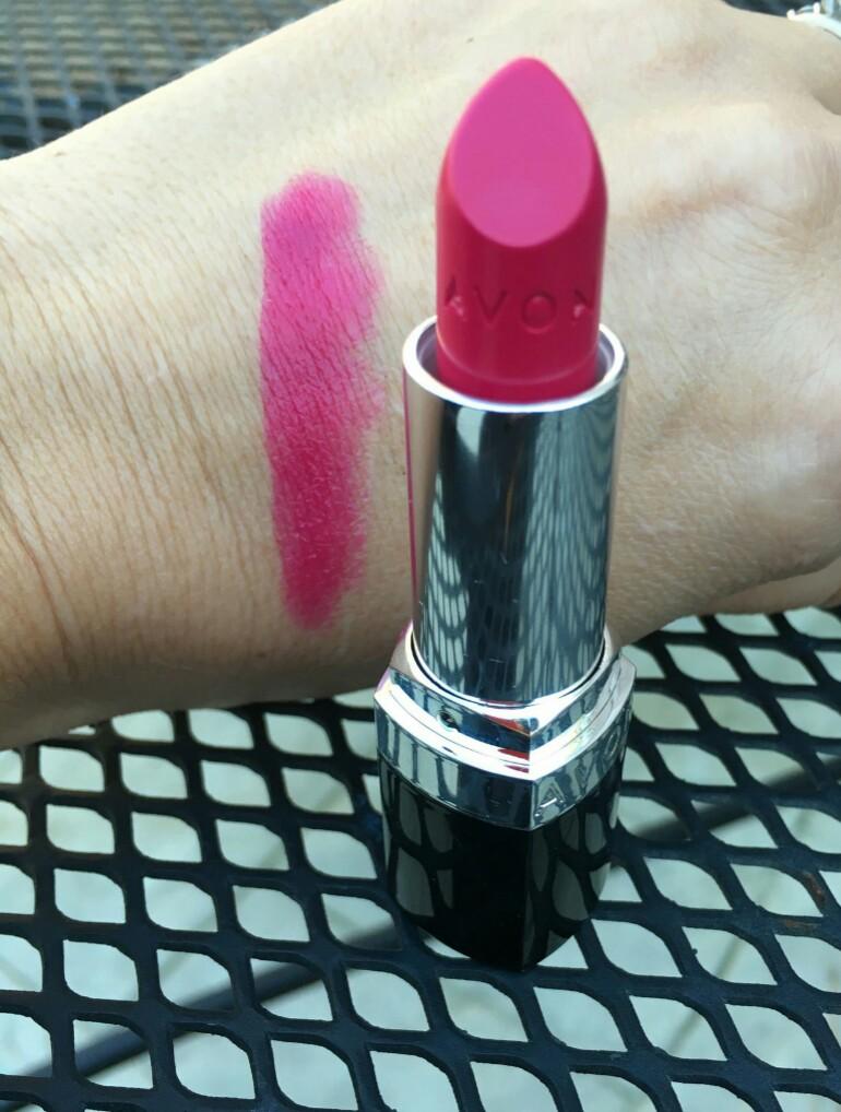 Avon True Color Bold Lipstick-Bold color lipstick-By aneesha