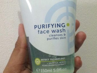 Oriflame Pure Skin Purifying Face Wash -Face wash-By aneesha