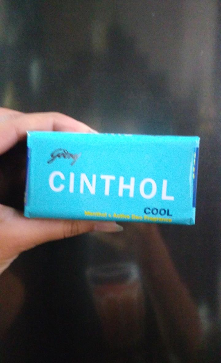 Cinthol Cool Cooling Deo Soap-Aqua fresh soap-By ashwini_bhagat