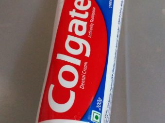 Colgate Strong Teeth Toothpaste pic 2-Strong teeth and bright smile-By ashwini_bhagat