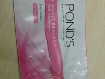 Pond's White Beauty Anti Spot Fairness Cream SPF 15 -Good for daily use-By ashwini_bhagat