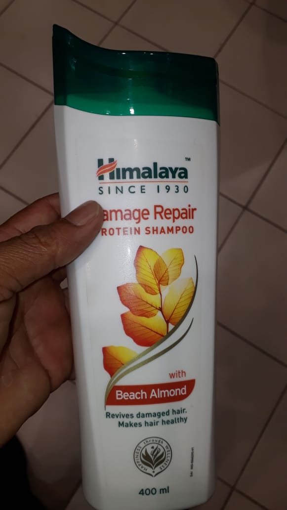Himalaya Herbals Damage Repair Protein Shampoo-best one-By manju_-1